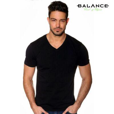 Balance rövid ujjú póló f67a450a82